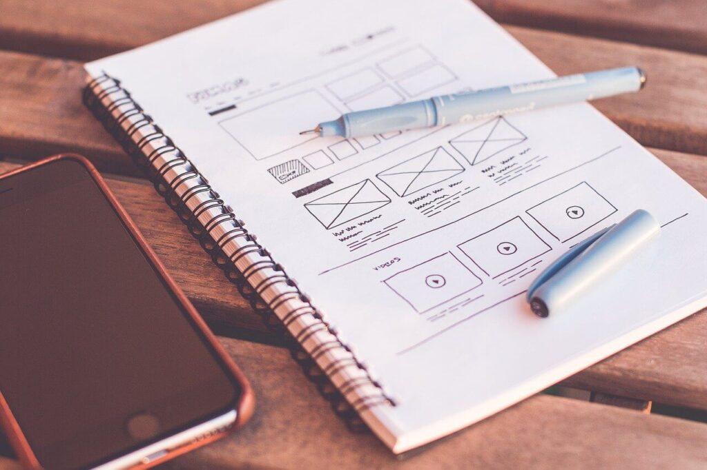 デザイン参考の探し方