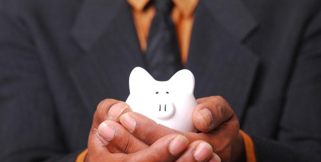 銀行口座を作る